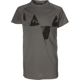 Isbjörn Junior Big Peaks Tee Unisex Graphite
